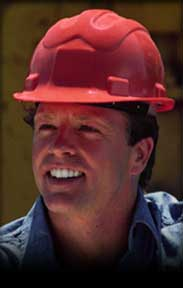 Gene Mack, Mack Drilling Company founder.  30 years experience in water well drilling and related services.